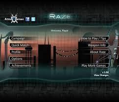 Play Raze Game