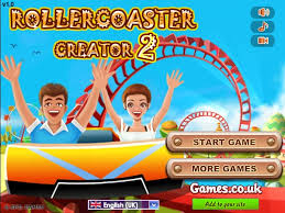 Play Rollercoaster Creator 2 Game