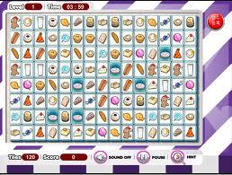 Play Food Mahjong Game