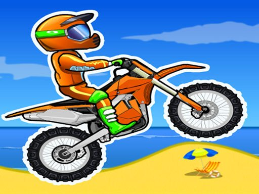 Play Motorbikes Xtreme Game