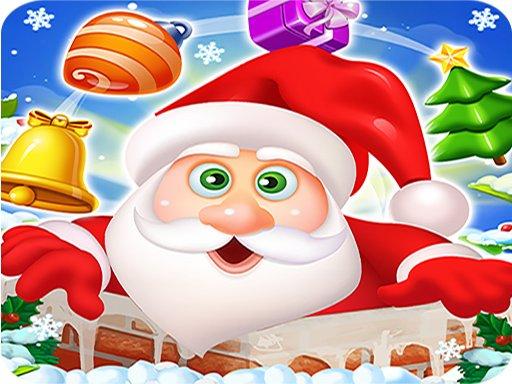 Play Super Mario Santa Claus Game