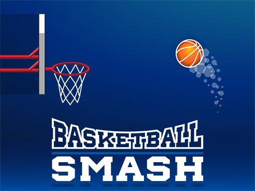Play Basketball Smash Game