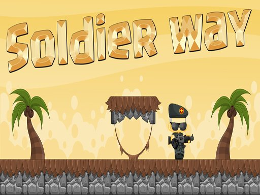Play Soldier Way Game