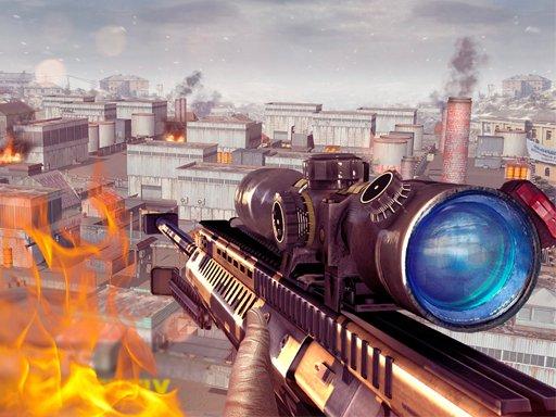 Play Sniper 3D : Fire Game