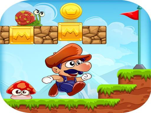 Play Super Mario Adventure 2021 Game