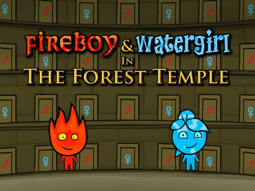 Play Fireboy and Watergirl: Forest Temple Game