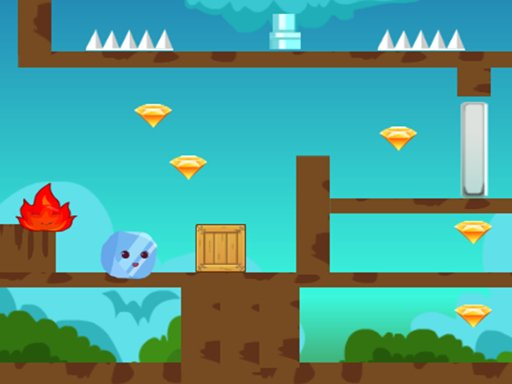 Play Fireball And Waterball Adventure 3 Game