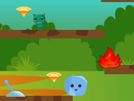 Play Fireball And Waterball Adventure 4 Game