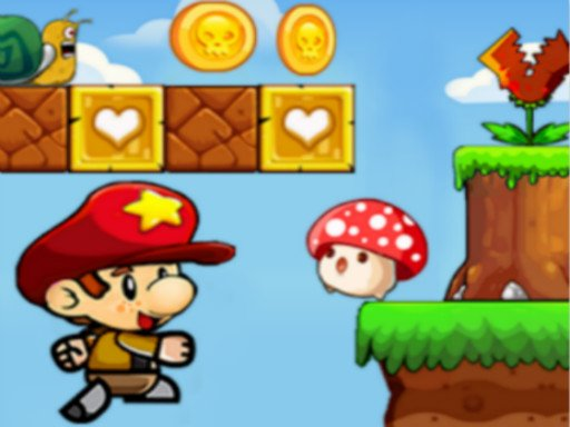 Play Super Mario World Squirrel Game