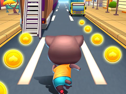 Play Paw Puppy Kid Subway Surfers Runner Game