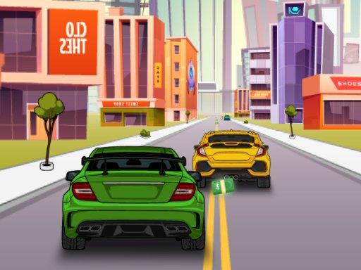 Play Car Traffic 2D Game