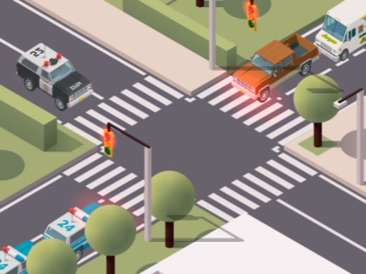 Play Traffic Controller Game