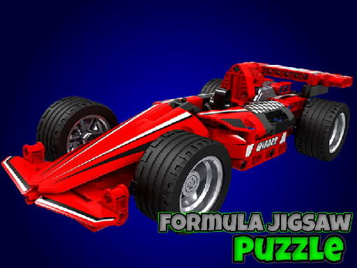 Play Formula Jigsaw Puzzle Game