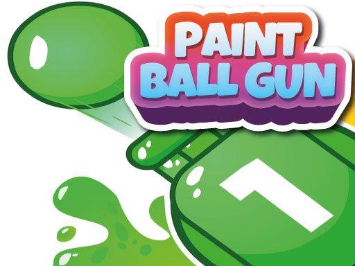 Play Paint Ball Gun Game
