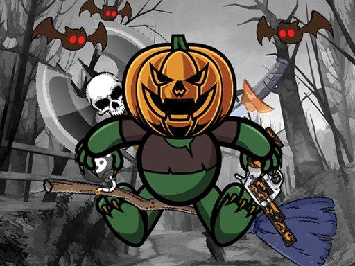 Play Pumpkin Monster Game