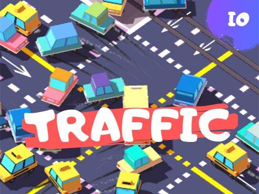 Play Traffic.io Game