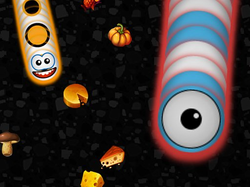 Play Worms Zone a Slithery Snake Game