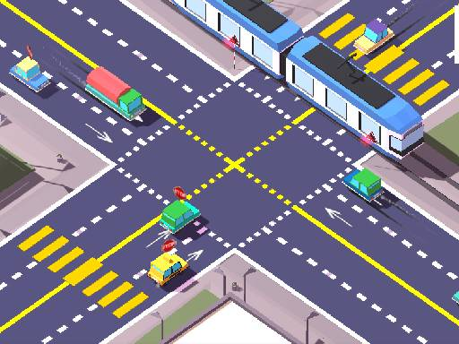 Play TrafficControl.io Game