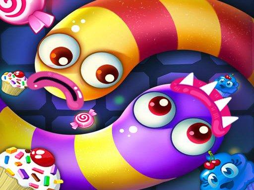Play Wormate Sweetness Game
