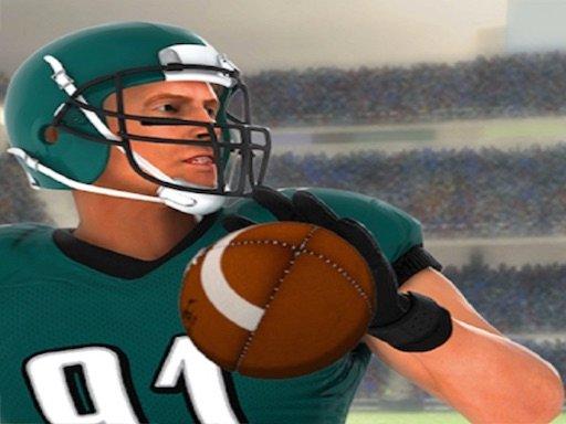 Play American Football Challenge Game