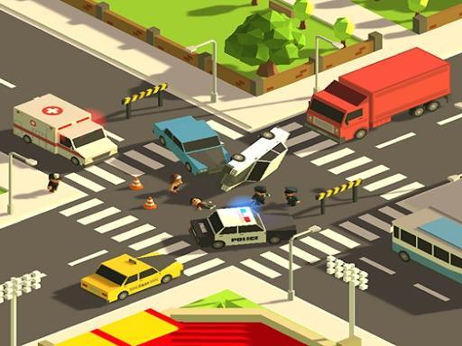 Play Traffic Mania 2021 Game