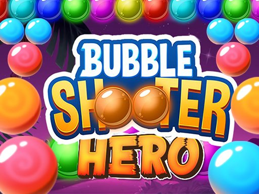 Play Bubble Shooter Hero Game