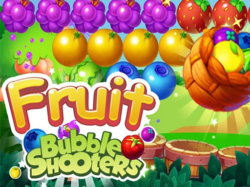 Play Fruit Bubble Shooters Game