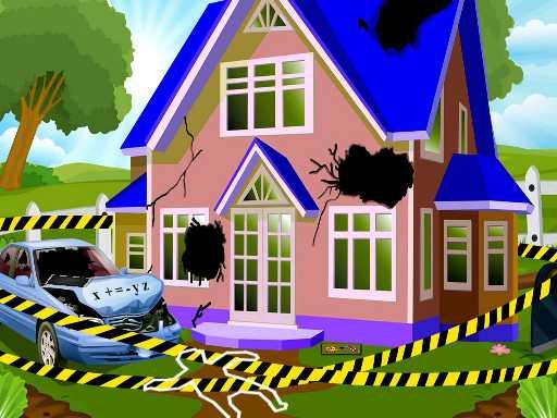 Play Murdering Butcher Villa Escape Game
