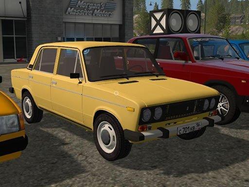 Play Russian Cars Jigsaw Game