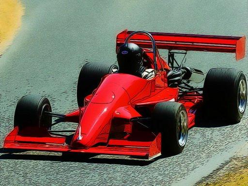 Play Formula Speed Racing Game