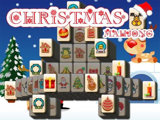 Play Christmas Mahjong Online Game