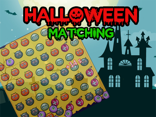Play Halloween Matching Game