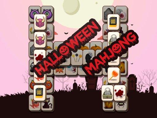 Play Halloween Mahjongs Online Game