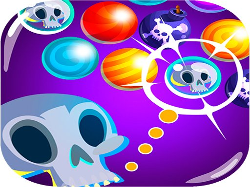 Play Halloween Bubble Shooter Game