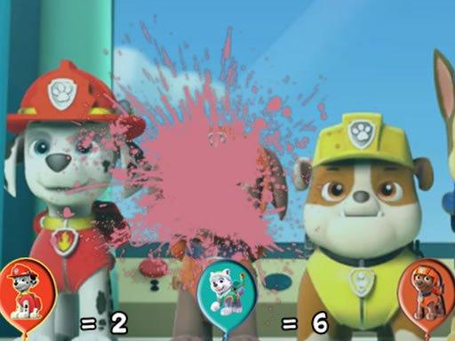 Play Paw Patrol Smash Game