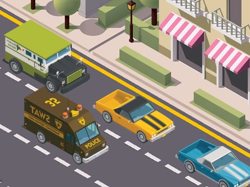 Play Miami Traffic Racer Game