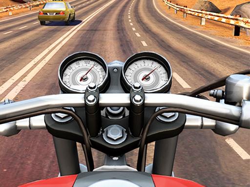 Play Moto Race: Loko Traffic Game