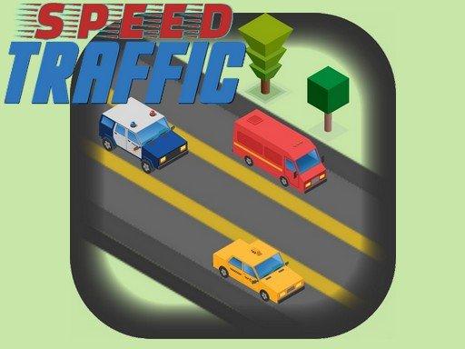 Play Speed Traffic Game