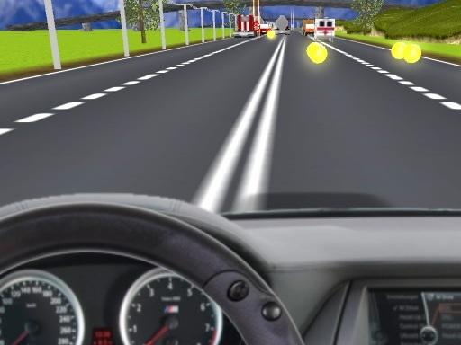 Play Car Traffic Racer Game
