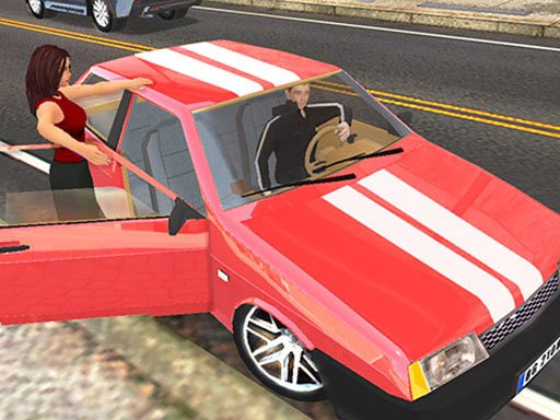 Play Russian Car Driving Game
