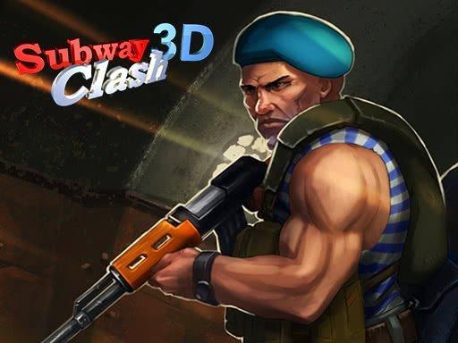 Play Subway Clash 3D Game