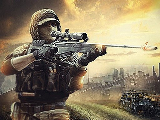Play Combat Rescue Officer Game