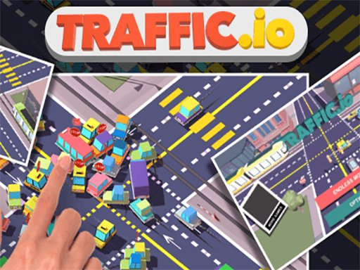 Play Traffic Jam Io Game