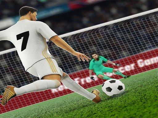 Play FootBall 2021 Game