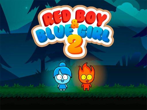 Play RedBoy and BlueGirl 2 Game