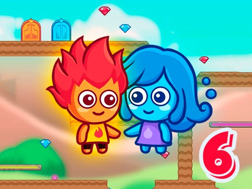 Play Fireboy and Watergirl 6 Game