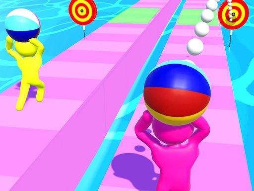 Play Tricky Ball Runner Game