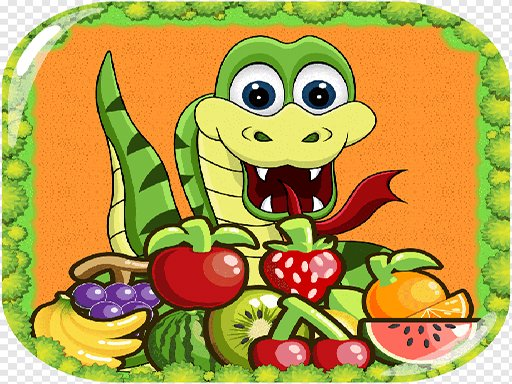 Play Snake And Fruit Game