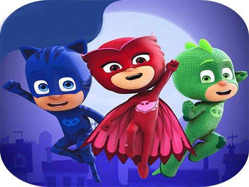 Play PJ Masks Jump Game