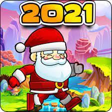 Play Jungle Adventure Santa World Game